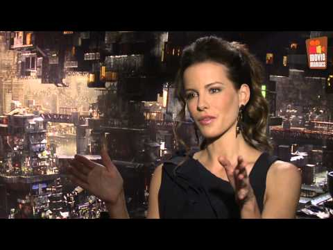 Total Recall | Kate Beckinsale Interview (2012)