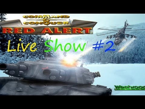 Watch Red Alert 1 Live Show #2!