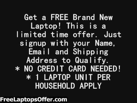 Best Free Notebook Offer! An IBM Thinkpad Lenovo Laptops