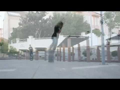 illusions longboarding: Jorge valiente