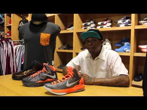 Black History Month Shoe Reviews: KD V, AF1 Foamposite, Lebron X, Kobe 8