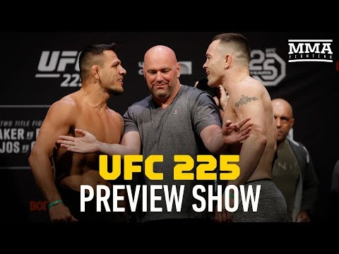 UFC 225 Preview Show - MMA Fighting