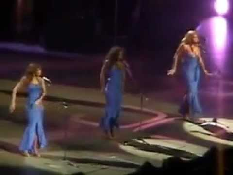 06 - Destiny's Child - Cater 2 U - Live in New York City #1