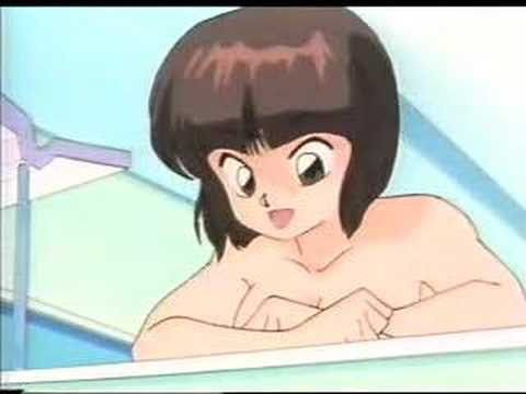 anime music video [ranma ½] -- material girl (madonna)