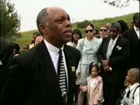 Eazy-E ´s funeral RIP (part 2) Video