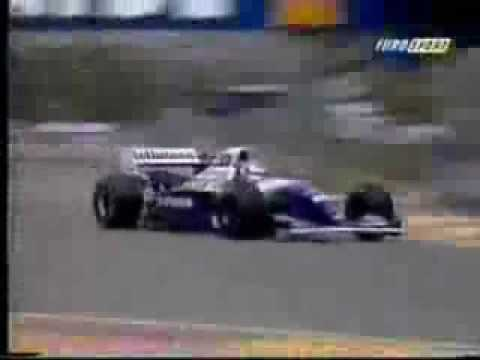 Australian Formula One 1st Qualifying Session @ Adelaide 1994.