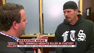 Uncle of Seminole Heights victim speaks after suspect arrested