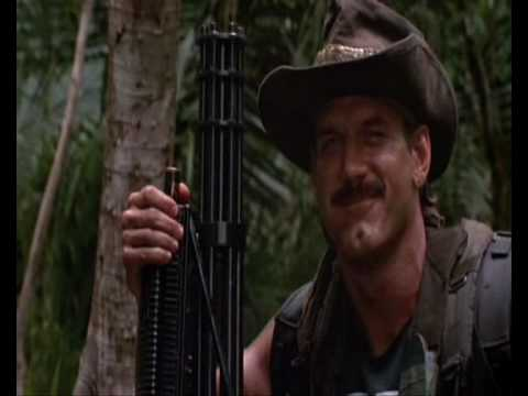 Predator (1987) - Jesse Ventura Tribute