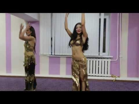 танец живота. Saida solo