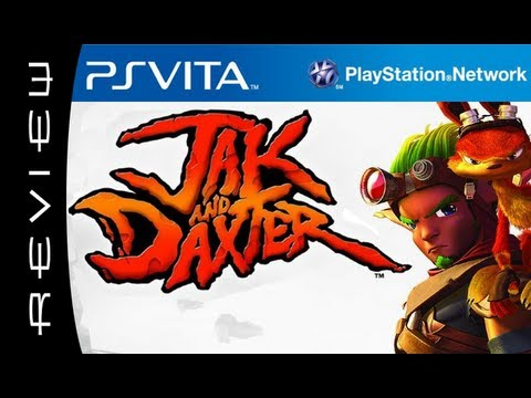 Jak & Daxter Collection (PS Vita) Review