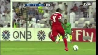 جميع اهداف افضل لاعب في دوري ابطال اسيا 2015 احمد خليل❤️