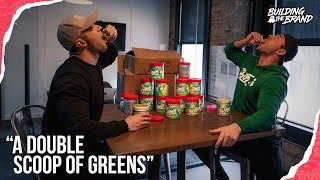 """A Double Scoop Of Greens"" - Building The Brand 
