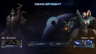 Starcraft II Co-op - Mastery Level 56 pt 2 - Stukov