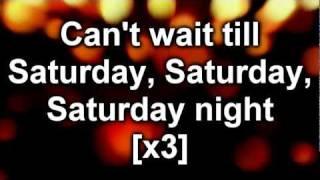 Watch Jedward Saturday Night video