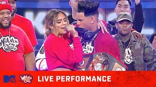 Karol G Gets Spicy w/ 'Mi Cama' Performance! 🎶 Wild 'N Out
