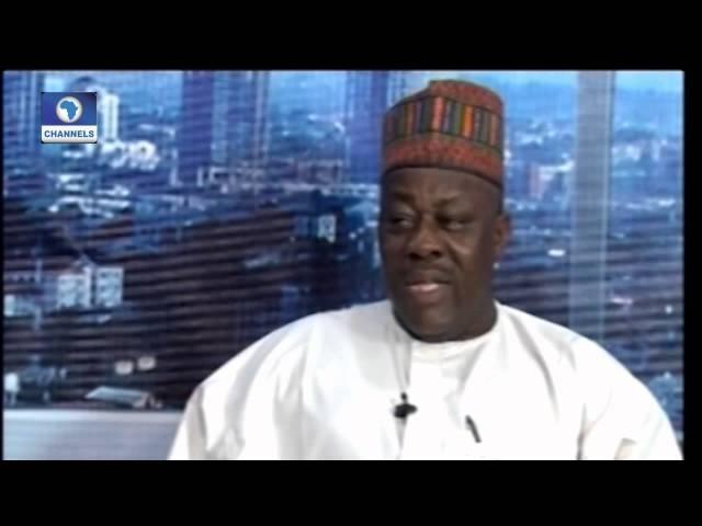 Dateline Abuja: Analysis of Governorship Polls With Jibrin Ibrahim PT2 19/04/15