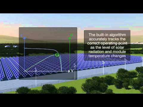 ABB central inverters - High efficiency solar inverters for large-scale solar power generation
