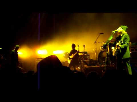 My Morning Jacket - New Years @ MSG - Golden (HD)
