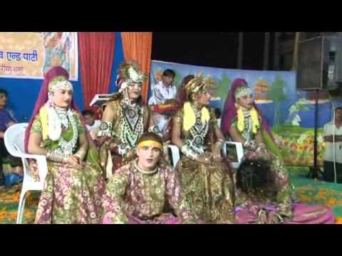 asha vaishnav party - kanha kaha milenge
