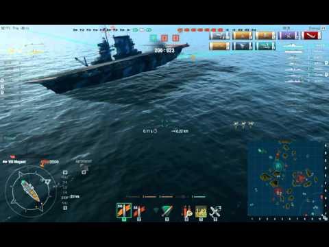 в варшипс что за подводная лодка