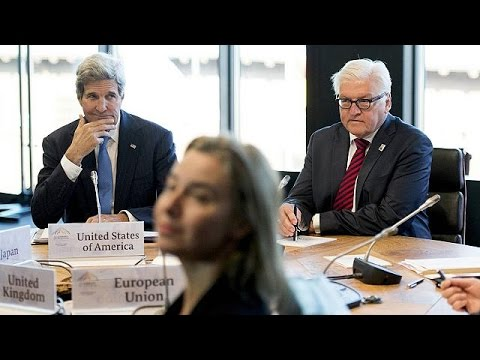 John Kerry reassures G7 powers on Iran nuclear deal