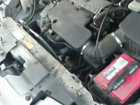 2001 Oldsmobile Alero 2.4L SFI DOHC 4cyl