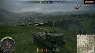 Wot Xbox One/PS4 FV215b 183 2vs6 !!!