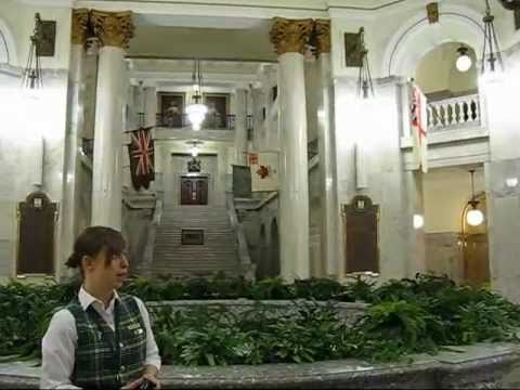 The Edmonton Legislature.wmv