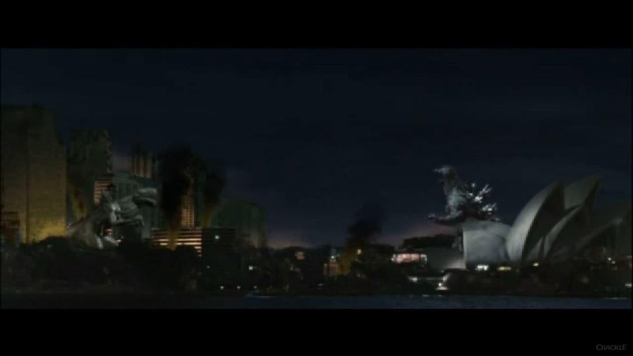 Zilla Vs Godzilla VS Zilla  American Remake