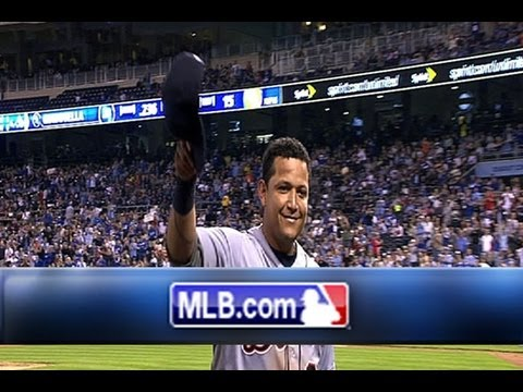 Relive the best moments from Miggy's 2012 MVP season!
