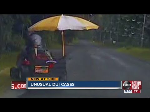 0 Unusual DUI cases