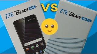 ZTE Blade Max 2s |Vs| ZTE Blade Max View (NEW 2018)