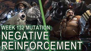 Starcraft II Co-Op Mutation #132: Negative Reinforcement