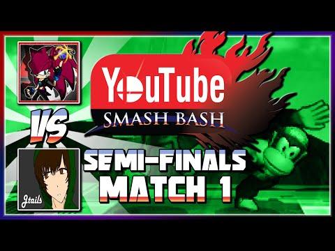 Youtube Smash Bash!: Semi-finals - Supergirlkels Vs Jtails (match 5) video