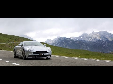 Northern Spain and San Fermín Tour for Aston Martin Drivers (Short Version)