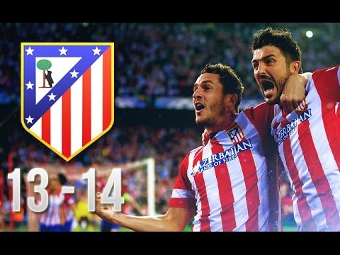 Atletico Madrid | Season 2013 - 2014 | HD