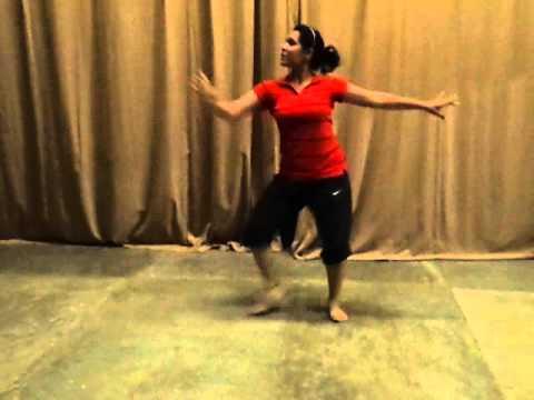 solo dance on breathless