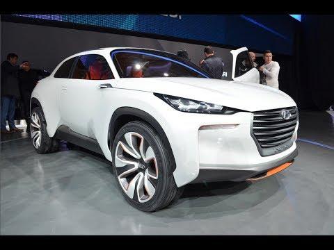 Hyundai Intrado Concept - 2014 Geneva Motor Show