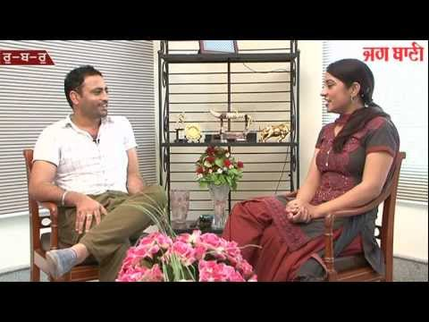 Vinay Pal Butter Exlcusive Interview on Jagbani Part-1