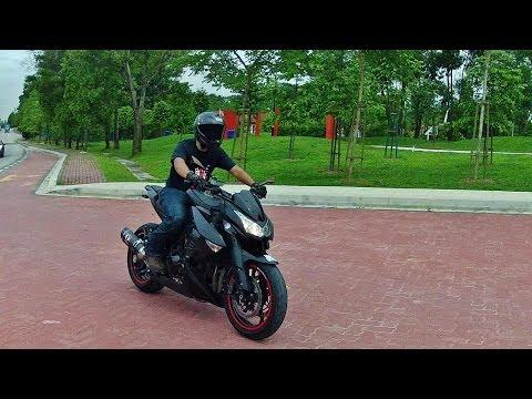 Kawasaki Demo In Indian Wells
