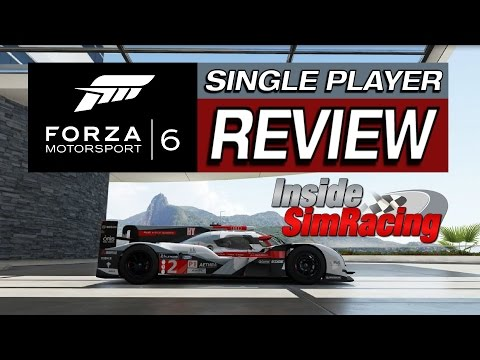 Forza Motorsport 6 Single Player Review