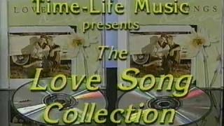 time life love song collection songs cd commercial