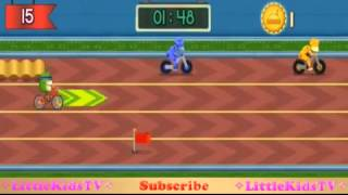 Team Umizoomi Full Episode in English  Mighty Bike Race   New Games Episodes 2014 HD   YouTube Segme