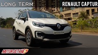 Renault Captur Long Term Report | Hindi | MotorOctane