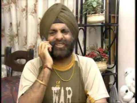 santa banta funny comedy...mobile phone