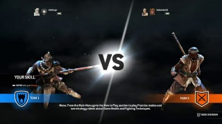 For Honor | Shaolin Rep Grind | High Level Shaolin | Diamond 2 PS4 Player