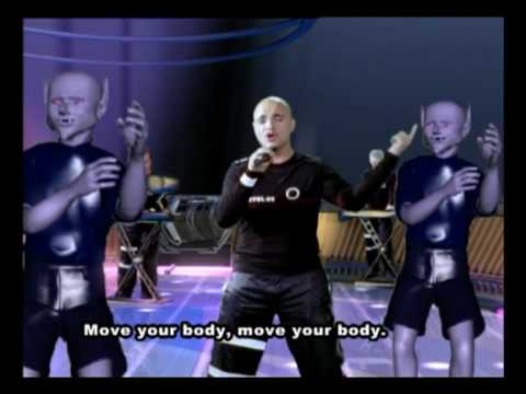 Eiffel 65 - Move Your Body (Original Video with subtitles) Video