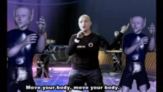 Eiffel 65 Move Your Body Original Audio With Subtitles