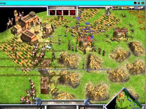Jugando Age Of Mythology The Titans.mp4