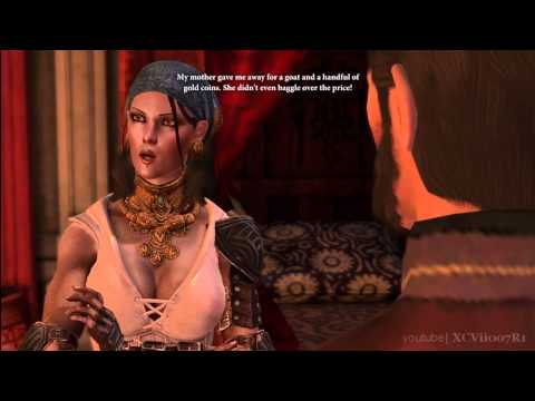 Dragon Age Ii - Isabela Sex Scene video